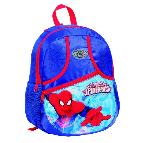 spiderman blue